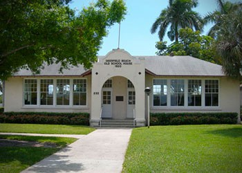 The Old School Museum - Deerfield Beach, FL