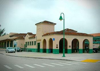 Deerfield Beach Train Station - Deerfield Beach, FL