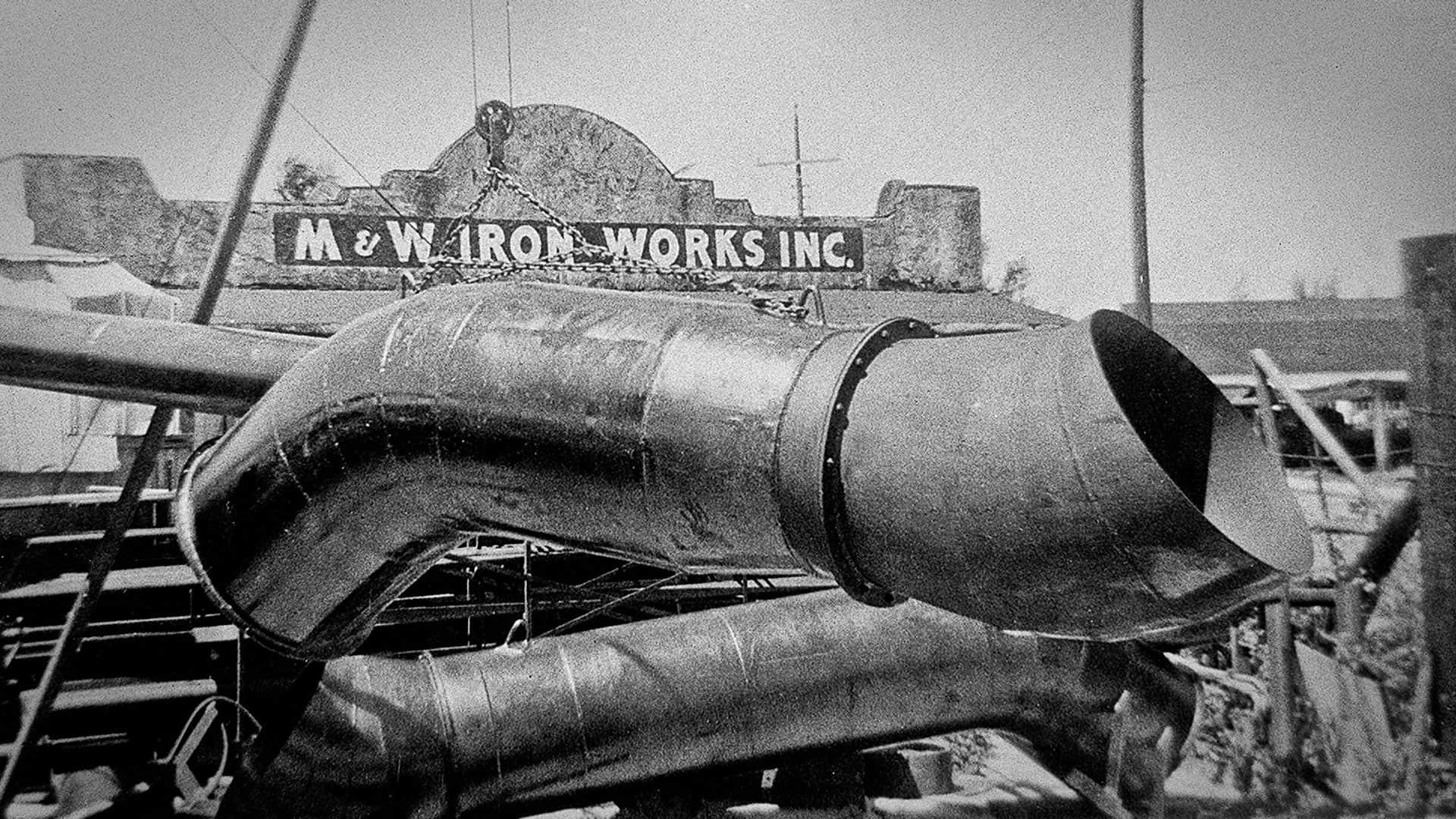 M&W Iron Works in early Deerfield Beach, FL
