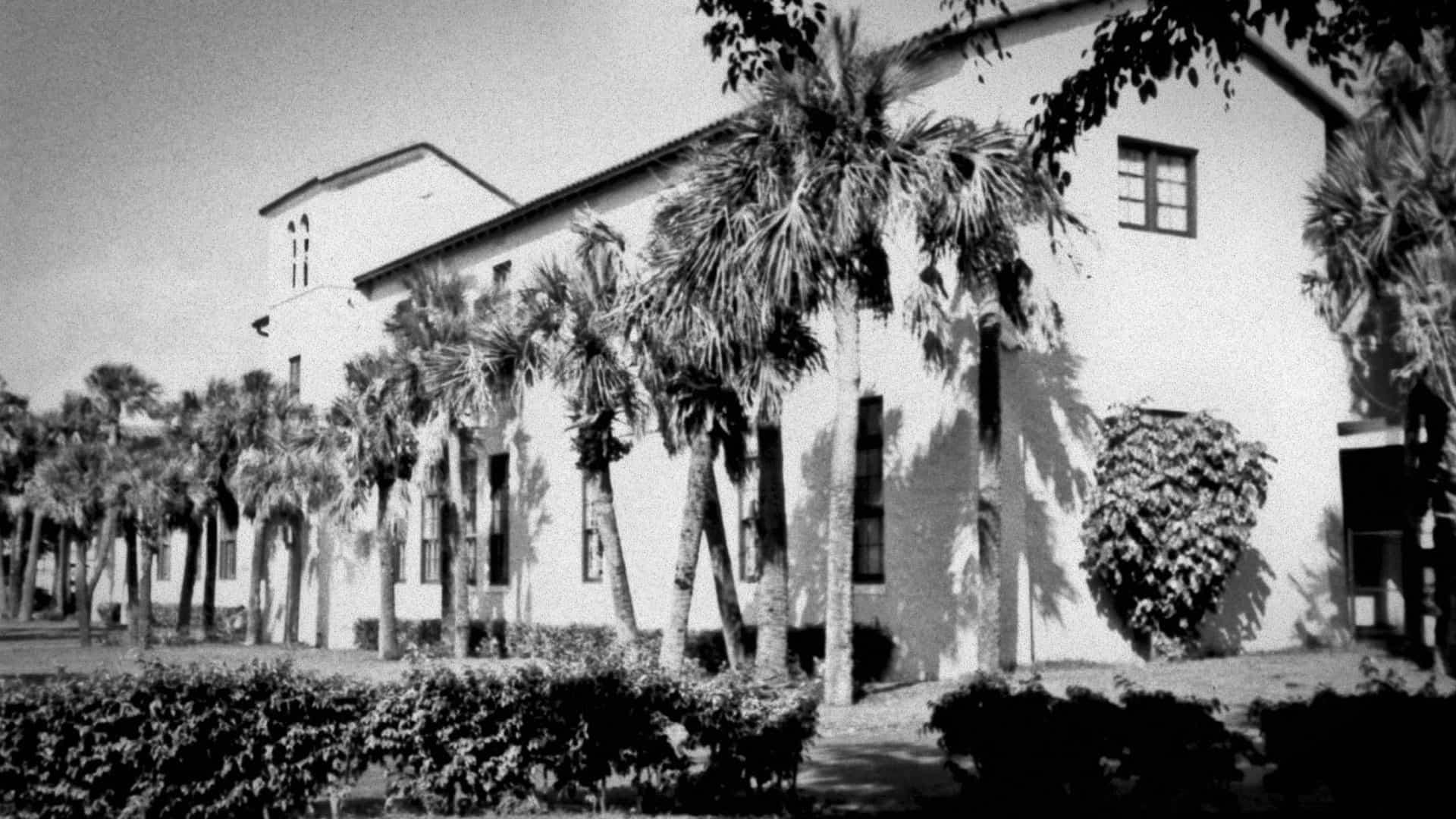 Deerfield Beach Elementary in early Deerfield Beach, FL