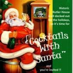 Cocktails With Santa: December 8th
