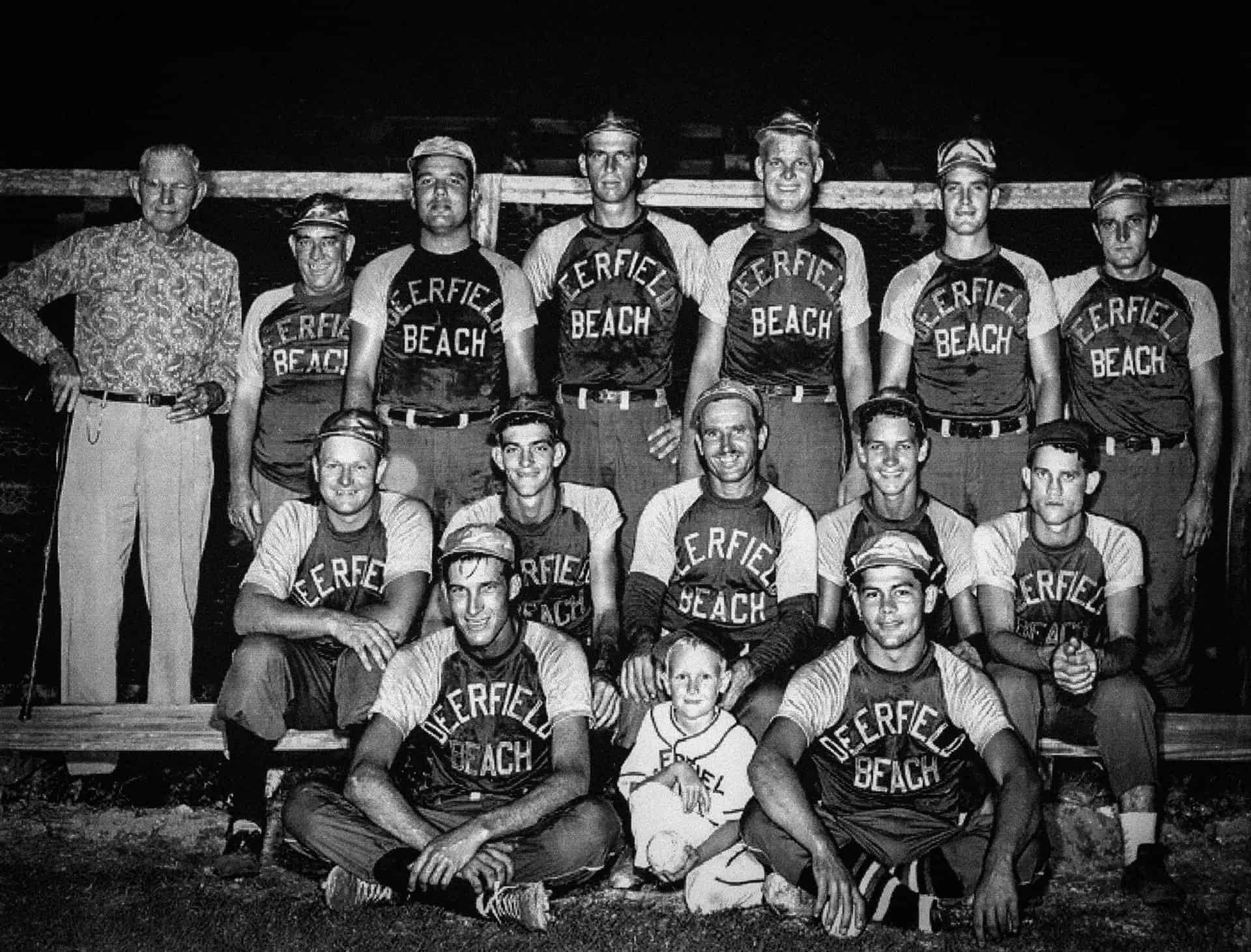 52 Deerfield Moments: #30 - Deerfield's Baseball Tradition