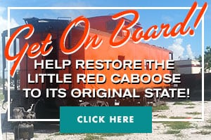 Get On Board! Help restore The Little Red Caboose to its original state./></a></div></div> 		</section><section id=