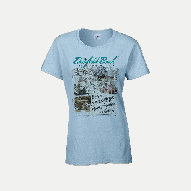 0503726d2ce36 T-Shirt: Front Print - Women's