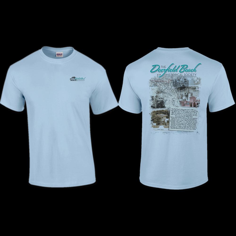 Deerfield Beach Historical Society - SHOP: T-Shirt