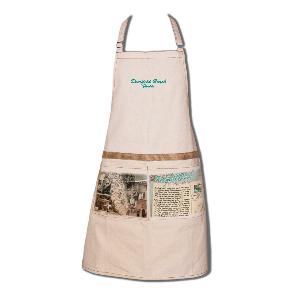 Deerfield Beach Historical Society - SHOP: Apron