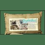 Deerfield Beach Historical Society - SHOP: Burlap Cushion