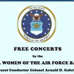 Free Concert: U.S. Women of the Airforce Band