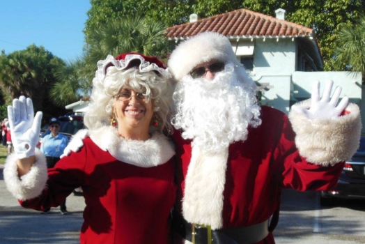 Breakfast with Santa: Saturday December 5th