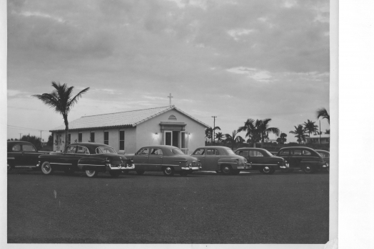 52 Deerfield Moments: #29 – The First Church on the Beach