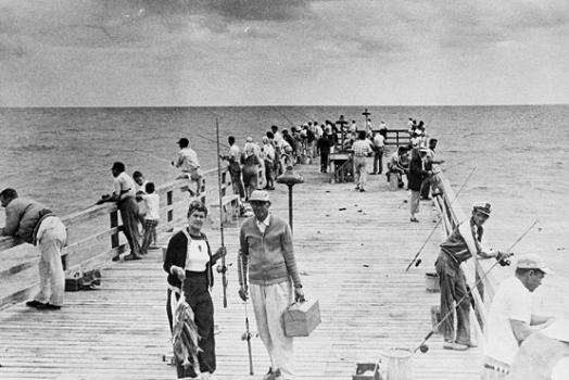 52 Deerfield Moments: #24 – The First Deerfield Pier