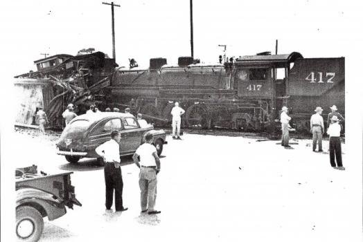 52 Deerfield Moments: #33 – Early Deerfield Beach Train Wreck